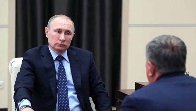 Заотмену монополии «Газпрома» Сечин пообещал Путину 500 млрд руб. налогов