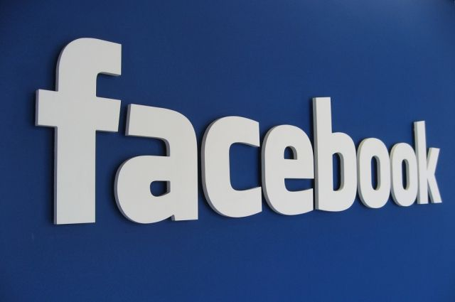 В фейсбук сейчас можно войти при помощи электронного ключа