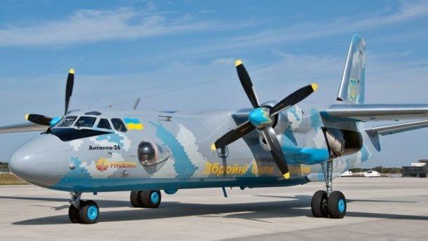 Черноморский флот назвал неправдою объявление обобстреле украинского Ан-26