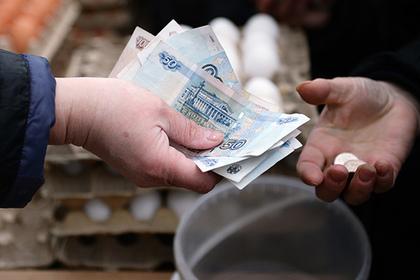 80% граждан России против ограничений нарасчеты наличными— Опрос