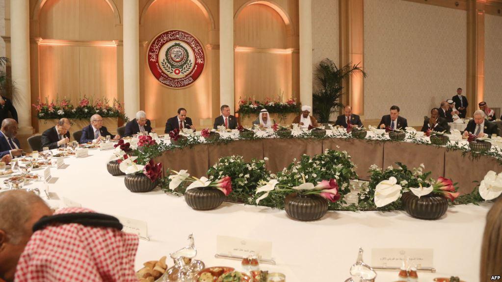 Лидеры ЛАГ посоветовали Израилю вариант решения палестинского вопроса