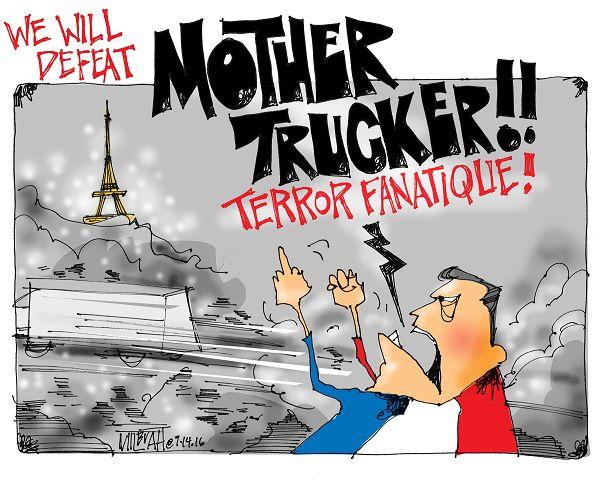 TERROR IN FRANCE...again