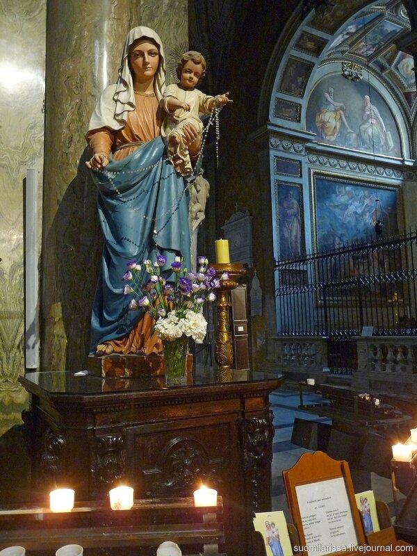 Молитвы ко Пресвятой Деве Марии.