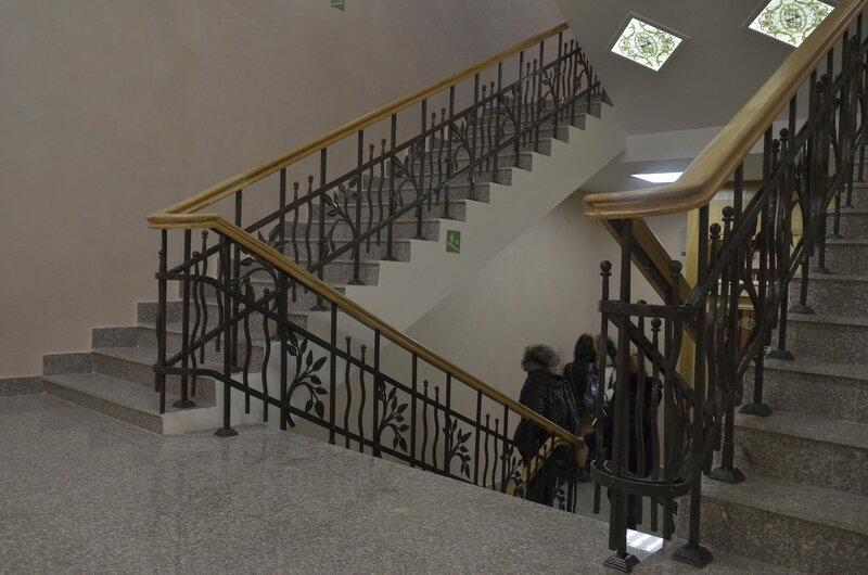 Лестница, ТЮЗ, 21 декабря 2016 года