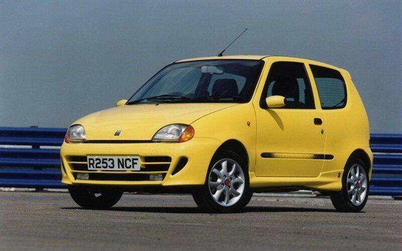 Smart, Twin, Peel   10 самых маленьких серийных автомобилей