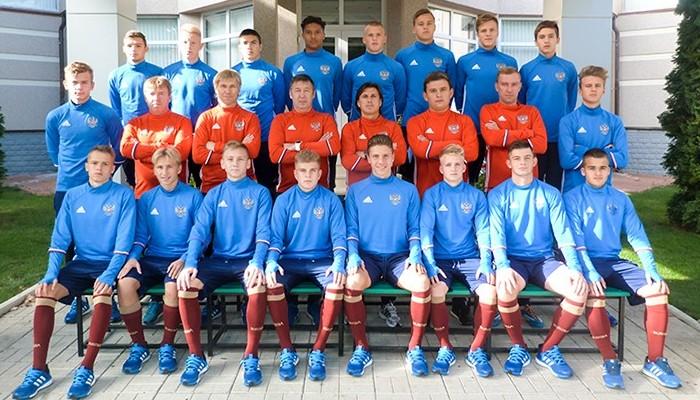 Юношеская сборная России (игроки 2000 года рождения)