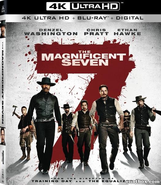 Великолепная семерка / The Magnificent Seven (2016/BDRip/HDRip)