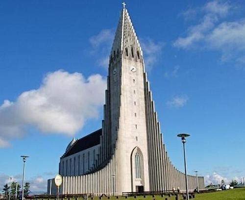 Hallgrimskirkja (Исландия)
