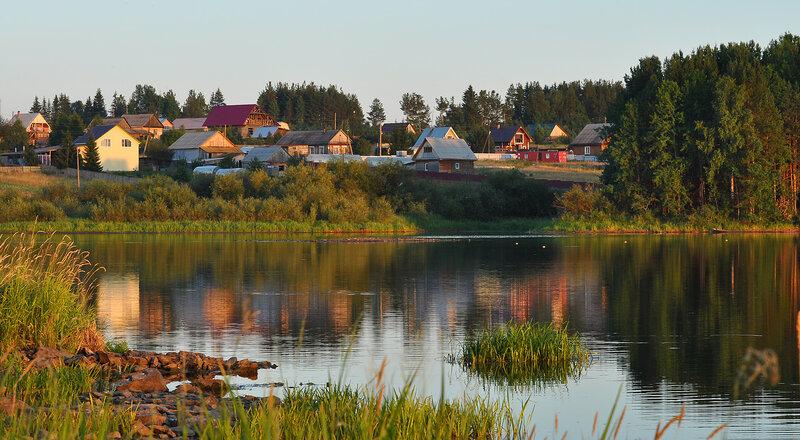 Село Нижние Таволги