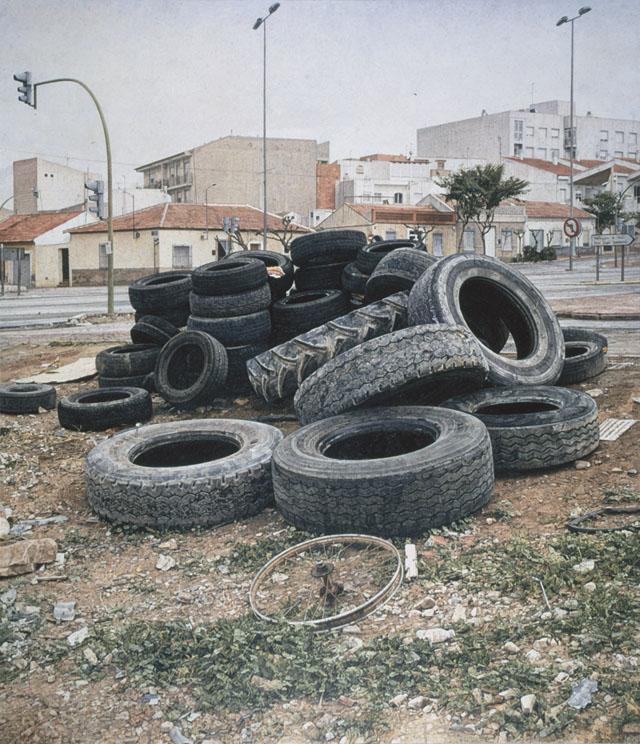 Romulos Celdran Hyper Realism