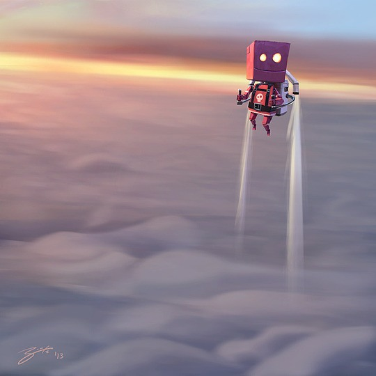 Beautiful Illustrations by Goro Fujita