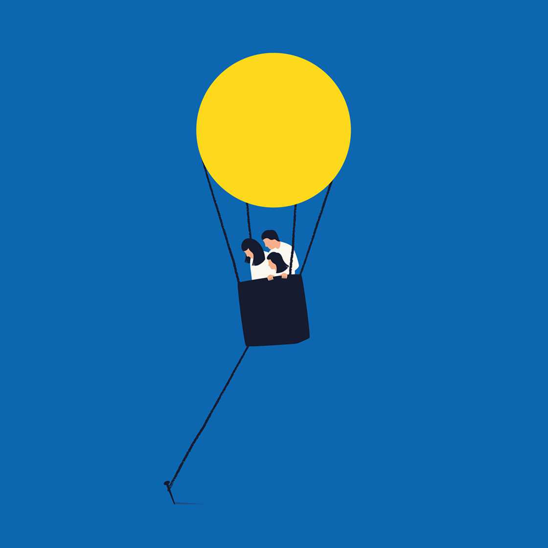 Les illustrations satiriques et minimalistes de Francesco Ciccolella