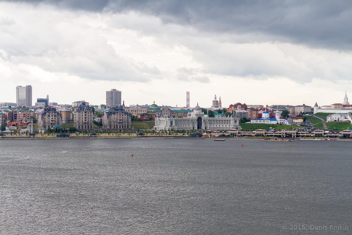 Казань с крыши Казана 16