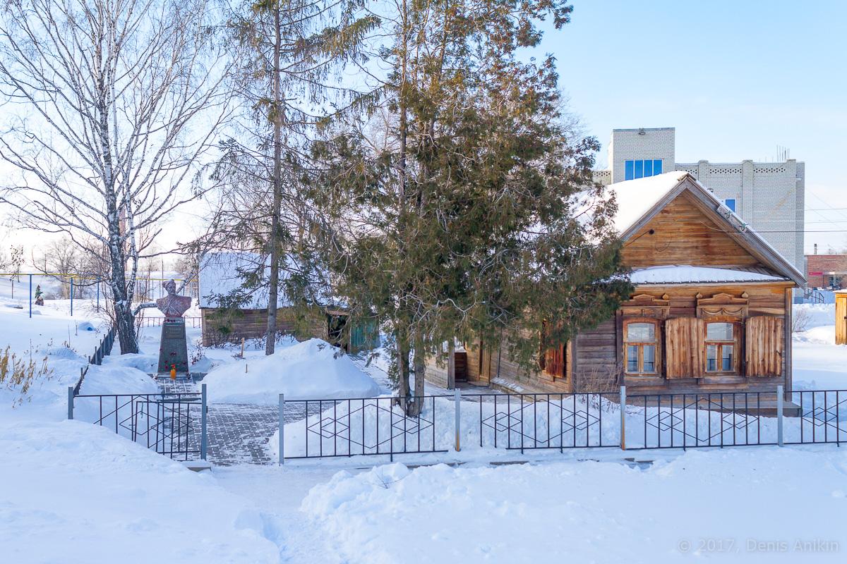 Дом-музей Чапаева в Балаково фото 2