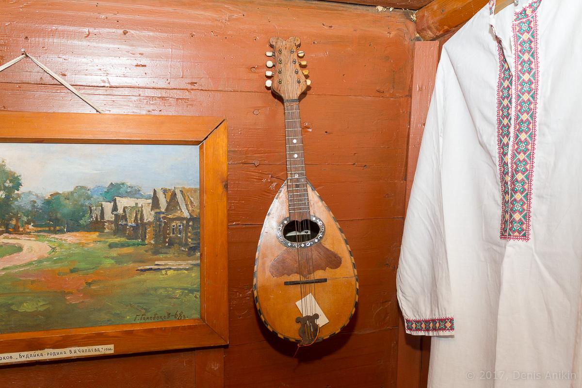 Дом-музей Чапаева в Балаково фото 15