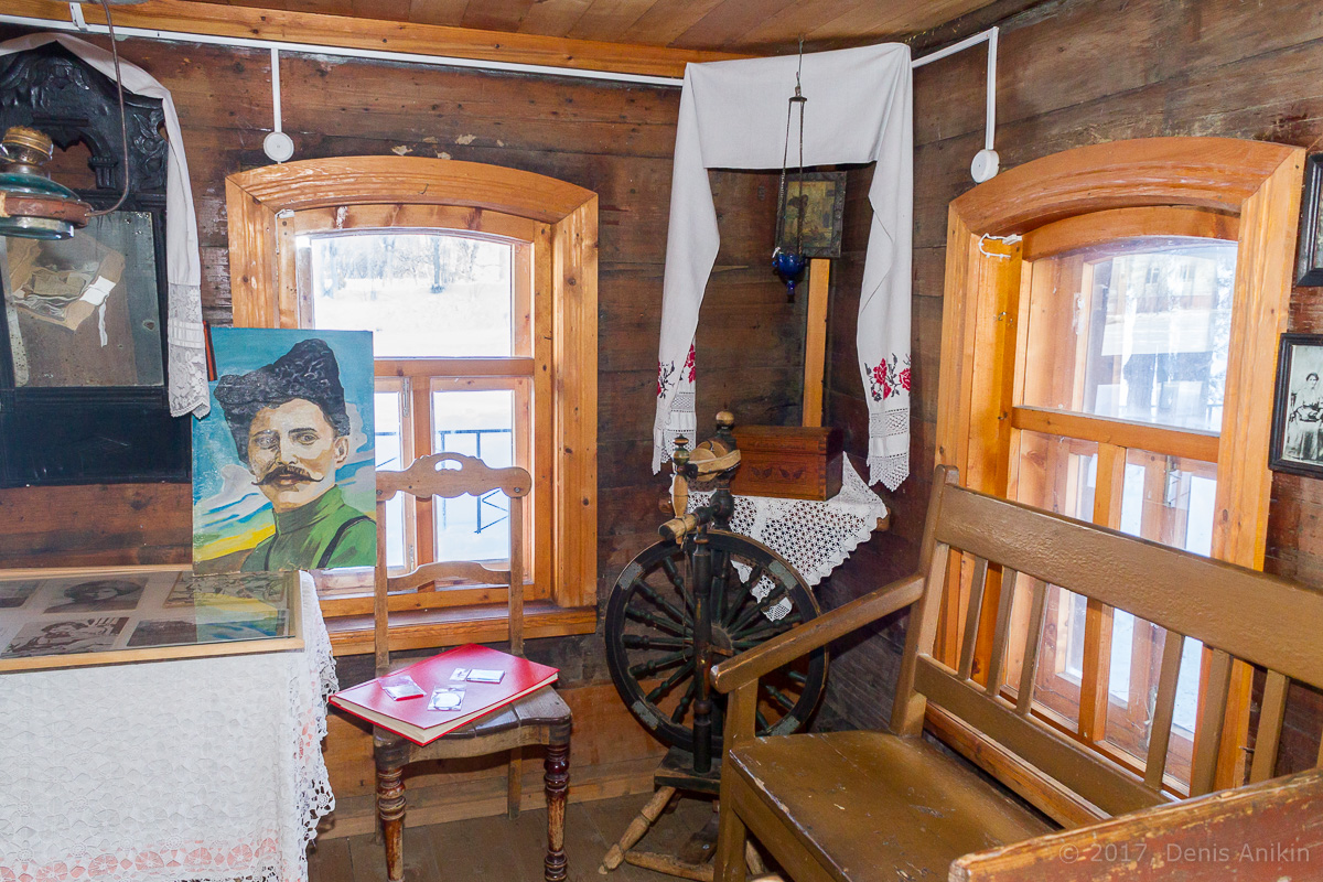 Дом-музей Чапаева в Балаково фото 17