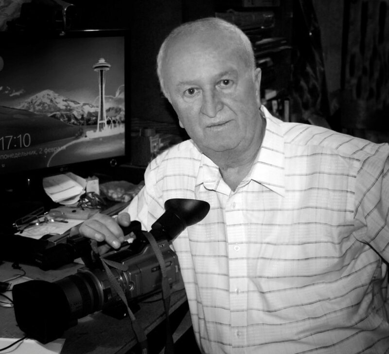 Николай Бродяной ФОТОРЕПОРТЕР ВИДЕОГРАФ