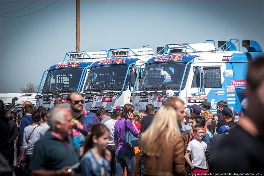 Баха Крым 2017