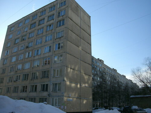 ул. Подвойского 17к2