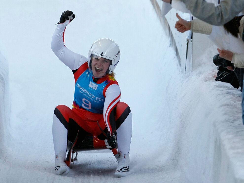 LUGE/YOUTH