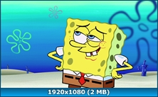 Губка Боб - квадратные штаны / The SpongeBob SquarePants Movie (2004) BDRip 1080p / 720p