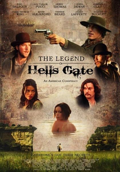Легенда о вратах ада: Американский заговор / The Legend of Hell's Gate: An American Conspiracy (2011) DVDRip