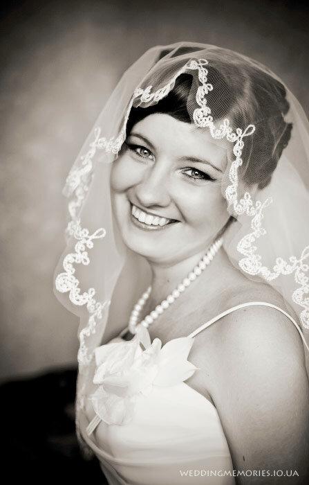 MONOCHROMFOTO. Сегодня наша героиня - невеста - черно-бело…