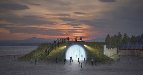 Ледяной отель в Швеции станет круглогодичным