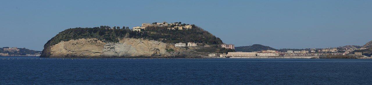 Неаполитанское побережье. Остров Низида (Isola di Nisida)