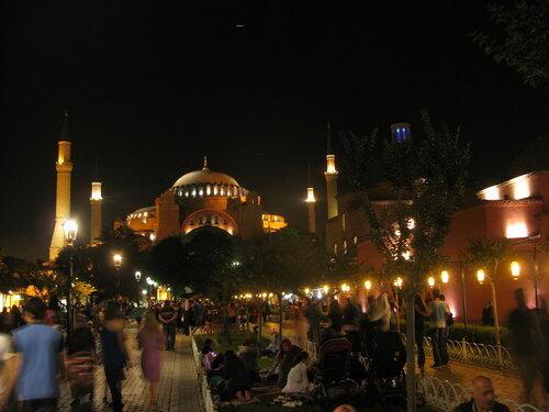 Стамбул (июль 2015). Автор фото: Станислав Кривошеев