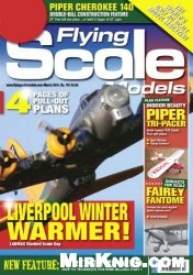 Журнал Flying Scale Models - Issue 172 (2014-03)