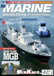 Журнал Marine Modelling International №3 2014