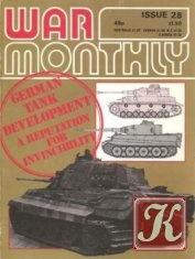 Журнал War Monthly Issue 28