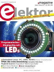 Журнал Elektor №1-2 2013 (German)
