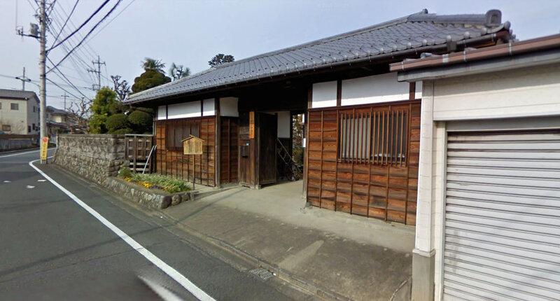 Соседский дом старосты Хиджикаты Идзюро