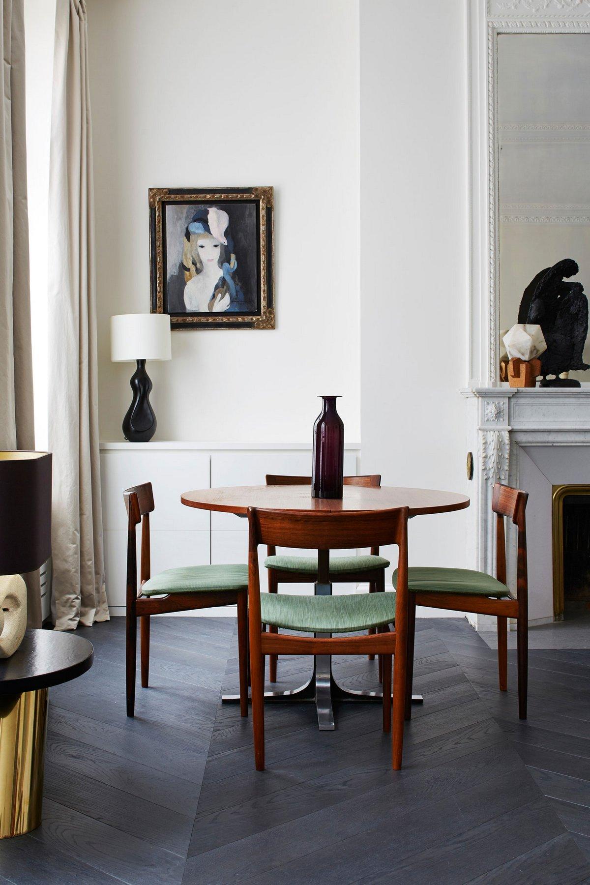 Сара Лавуан, Sarah Lavoine, Paris Solferino, предметный дизайн, интерьер простой квартиры, квартира в Париже, квартира дизайнера, современный интерьер