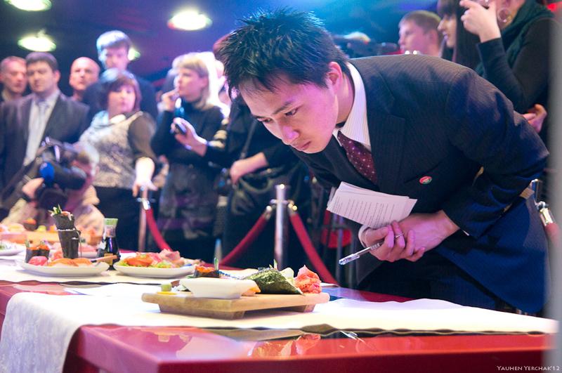 Sushi Battle, суши-батл, суши, фото