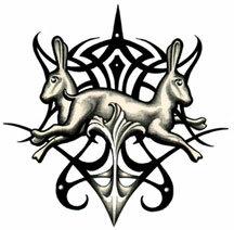 Кельтский крест.