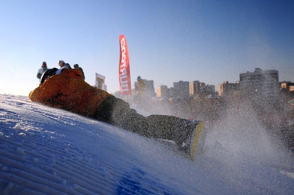 Открытие сноуборд-парка