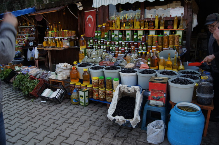 рынок в Tirilye