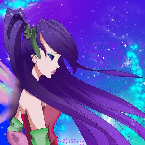 Журнал винкс-аниме развлечений и флешь игра одеваем принцессу!