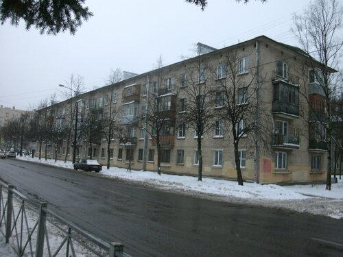 Октябрьская ул. 51