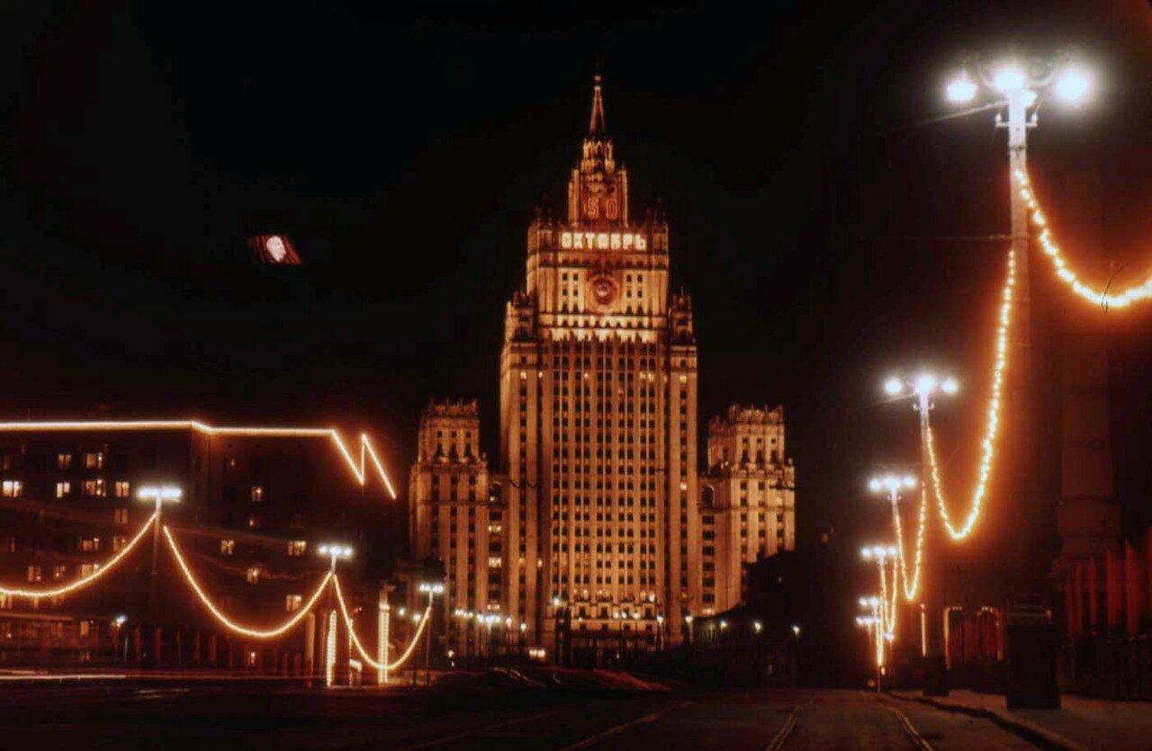 Ленин над Москвой