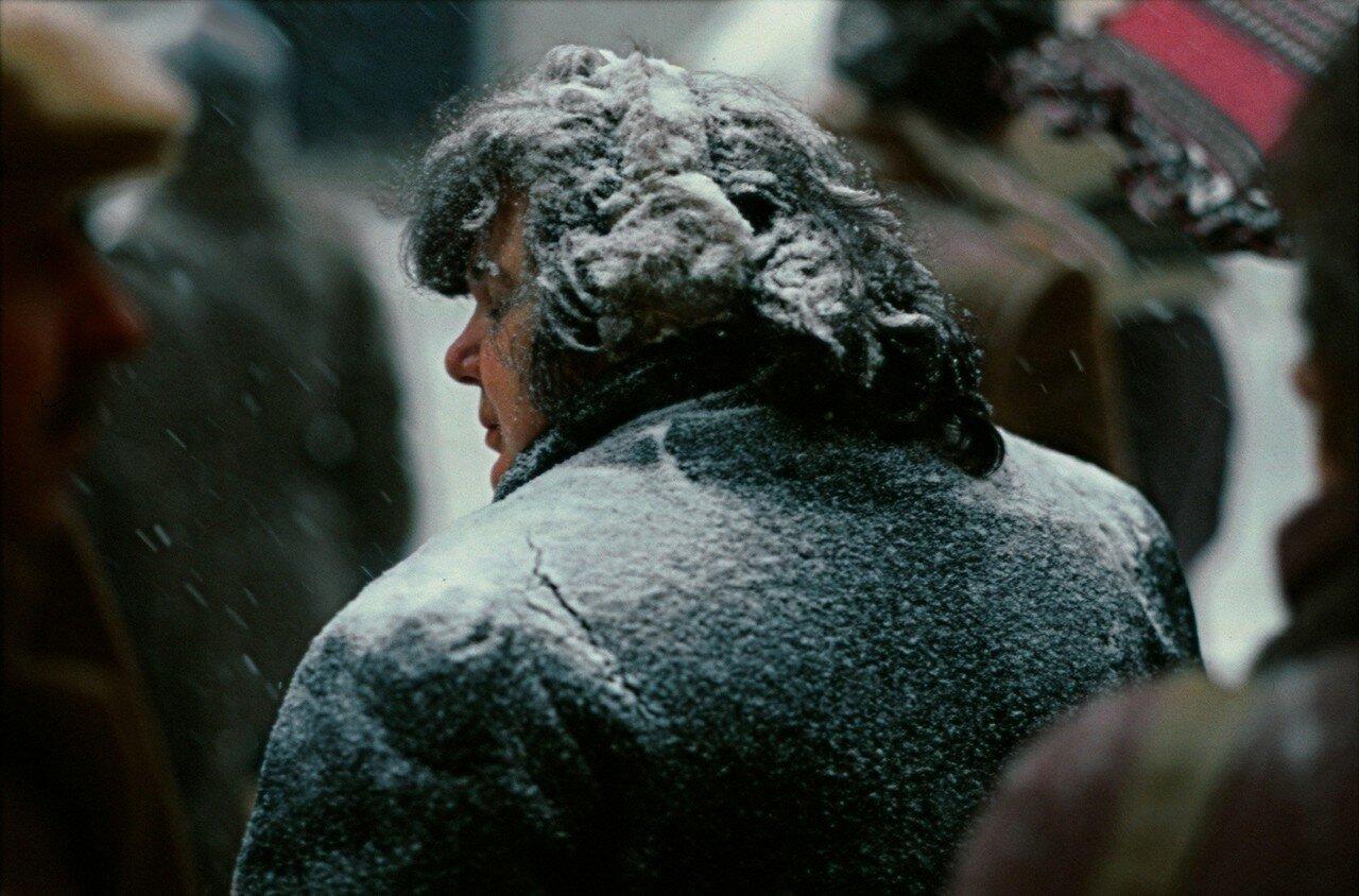 1984. Женщина в снежную бурю