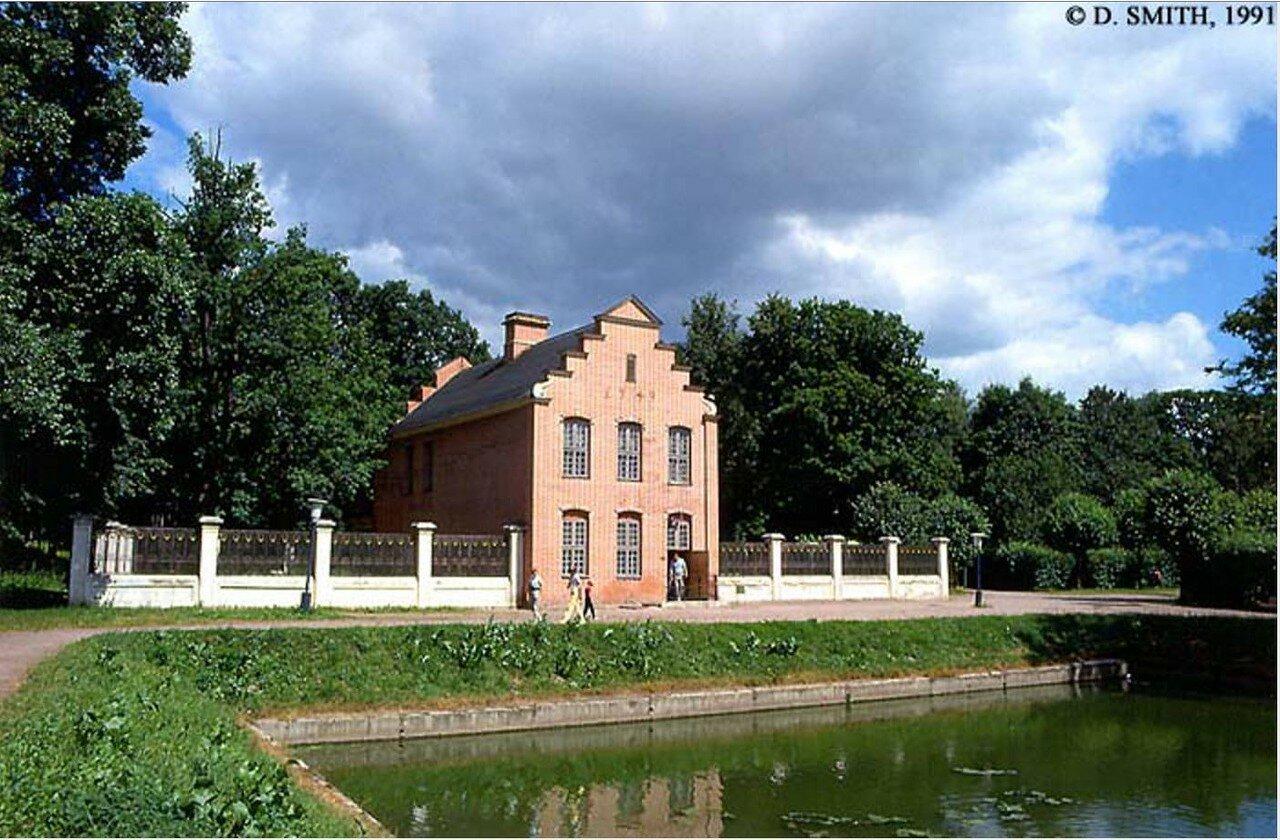 Голландский дом в усадьбе Кусково