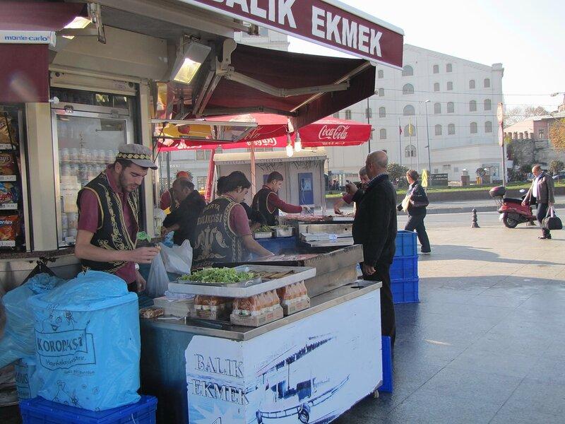 Прогулка по Стамбулу