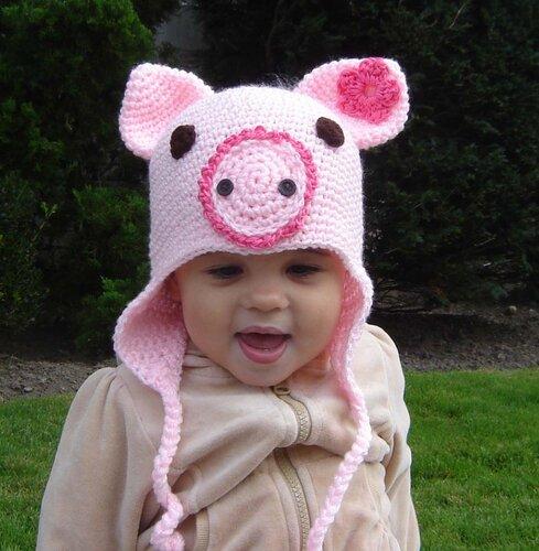 Вязать шапочки для малышей