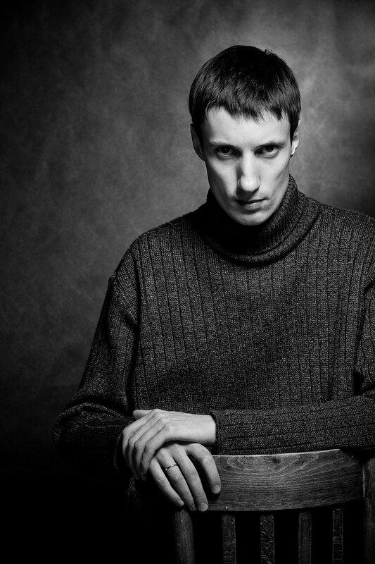 fritzmorgen галерея фотографий: черно-белые студийные портреты блогеров
