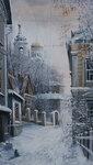 Зима. 2003. Холст, масло. 40х70