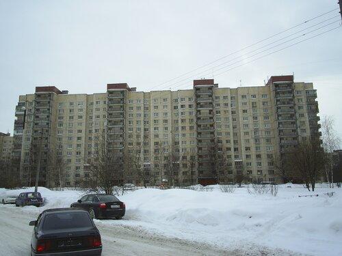 Малая Бухарестская ул. 9